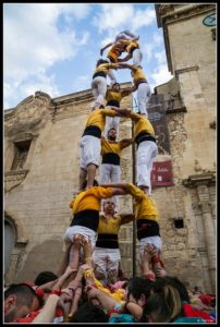 Els bordegassos a Algemesí
