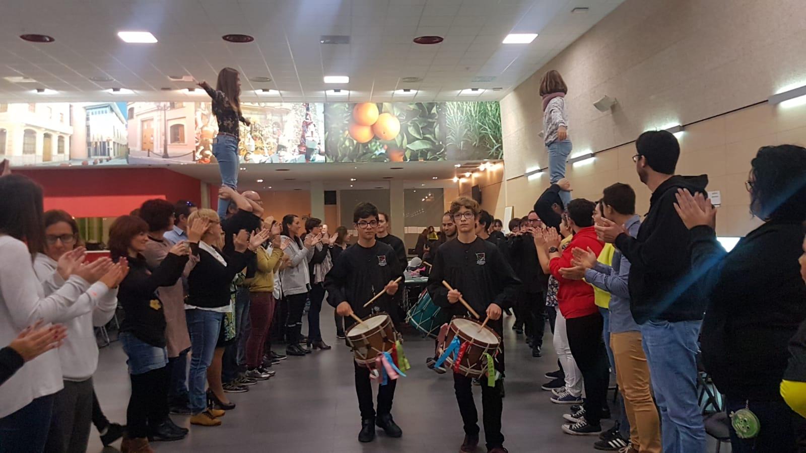 """Muixeraina  es presenta oficialment en el """"Dinar de Germanor"""", l'endemà d'una històrica assemblea"""
