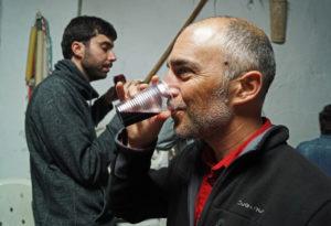 L'encontre el vi de la Nova Muixeranga