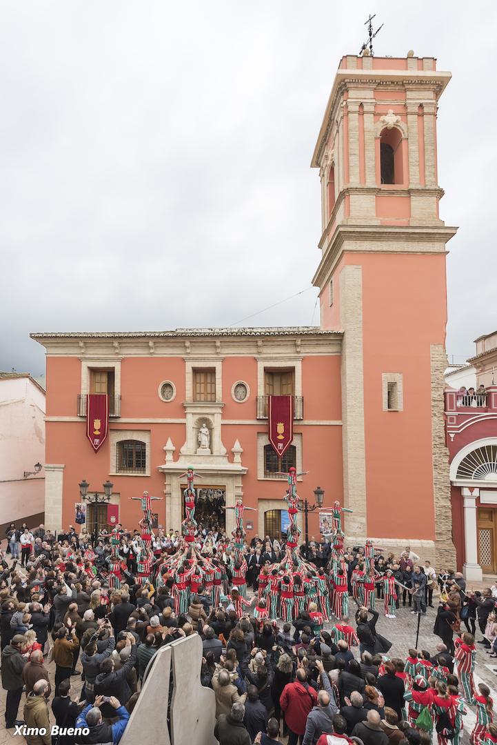 La Nova Muixeranga des del Museu de la Festa