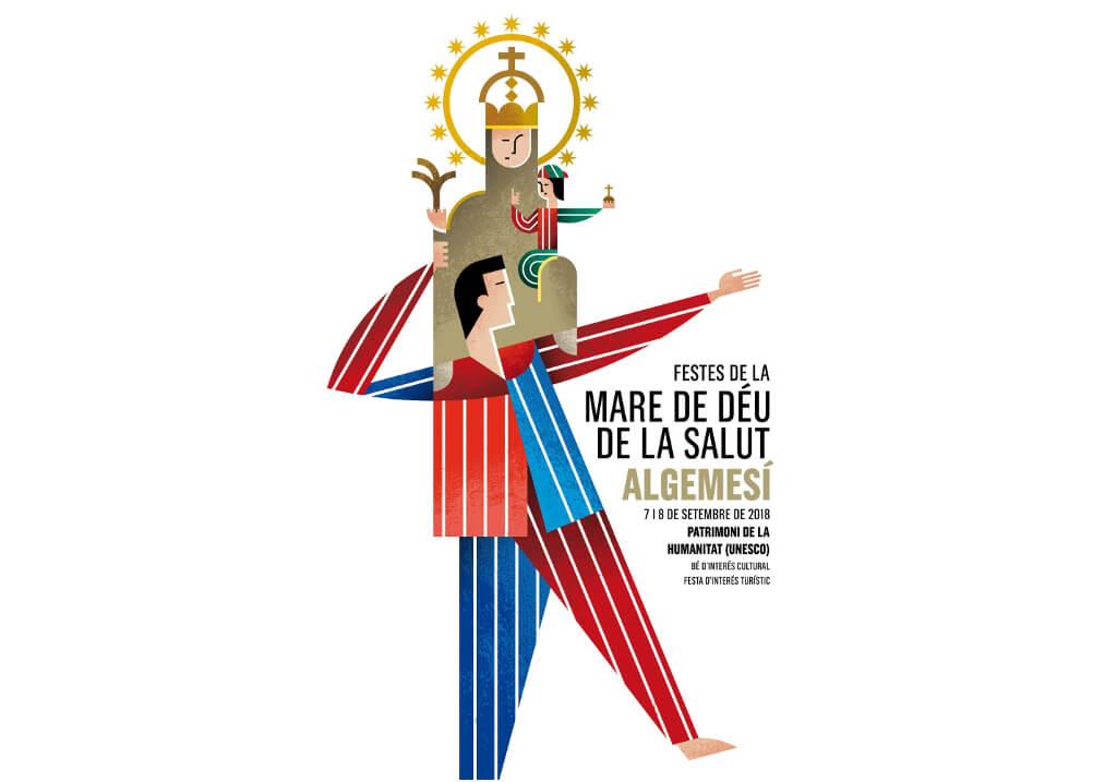 Mare de Déu 2018: Vint anys de treball i il·lusió fan la millor processó de la nostra colla.