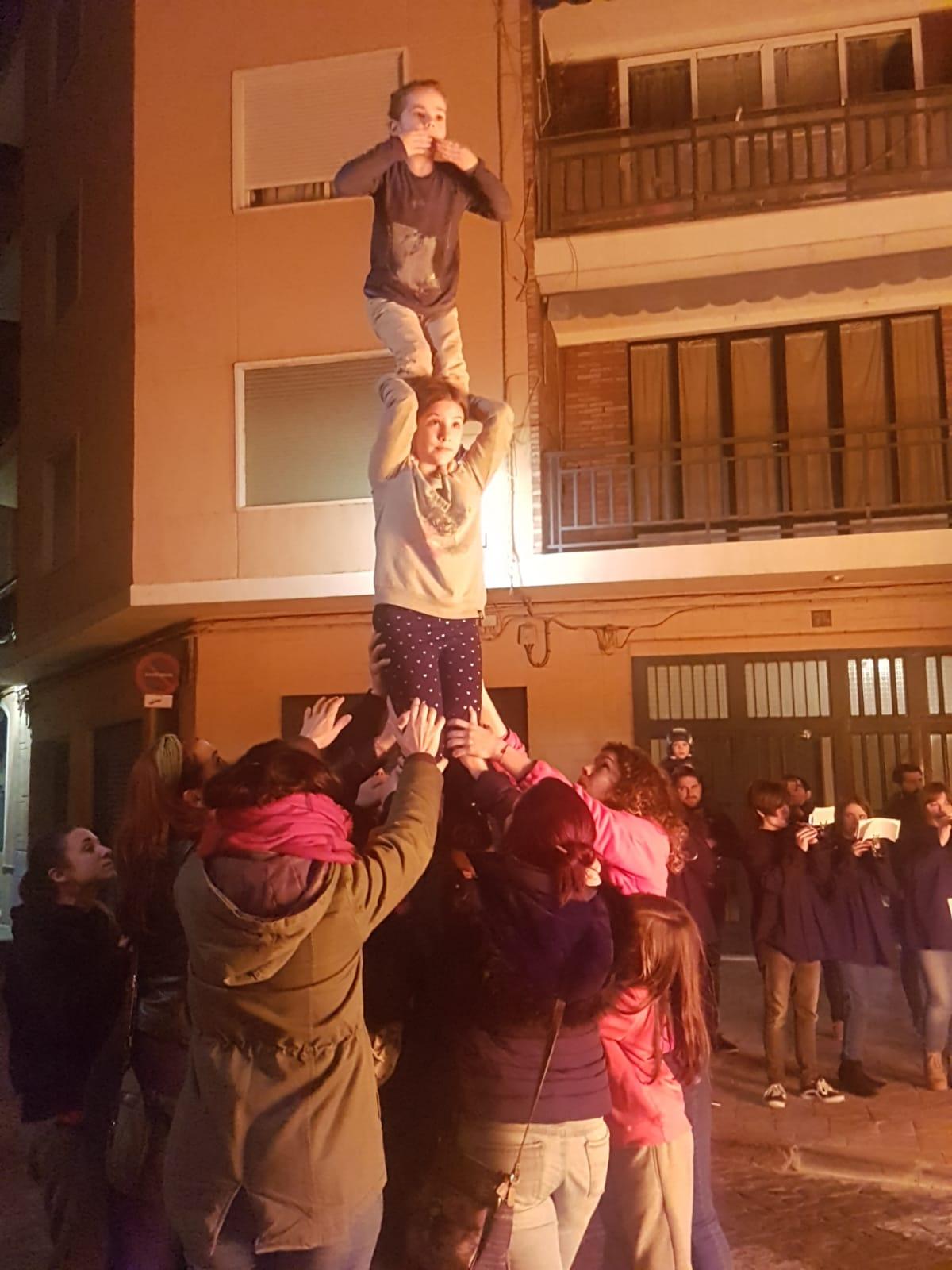 El foc de Sant Antoni ens deixa forces per a detindre la invasió!