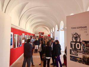 Exposición Toni Espinar